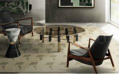 Black Side Tables For a Modern Living Room 11 240x150