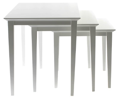 Modern design: nesting side tables for your living room manhattan side table zoomfeat