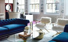 15 Chic Decorated Living Rooms jestcafe 240x150