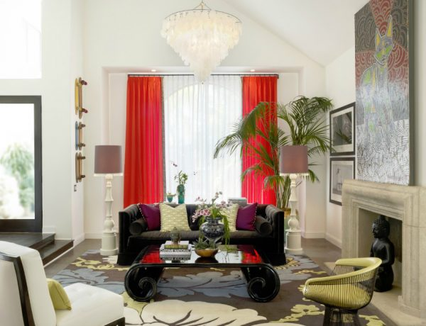 Bold and Glamorous: How to Style Around a Black Coffee Table Staud 090930 180 600x460
