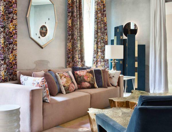 How to Get Shabby Chic Decor in Luxury Living Spaces 3 interior designer pepe leal foto da casadecor espanha embaixada espanhola em portugal 600x460