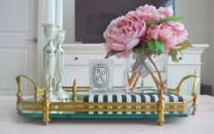 Decorating Ideas for a Chic Coffee Table vanity tray1 240x150