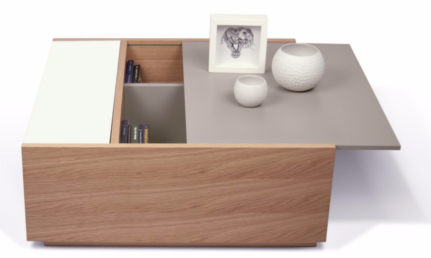 Trendy Storage Coffee And Side Tables Coffee Amp Side Tables