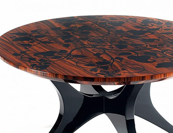 coffee tables 10 Inspiring Minimalist Coffee Tables pearl coffee table 1500 1 600x460