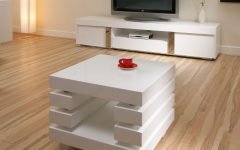 Gracious Contemporary Interiors with white Coffee and Side Tables white gloss side table 1500 1 240x150