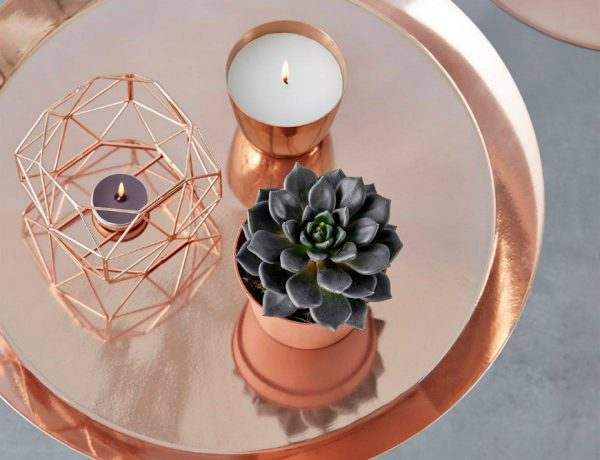 luxury home 40 Stupendous Copper Coffee and Side Tables for Luxury Homes imagem principal artigo fim de semana 600x460