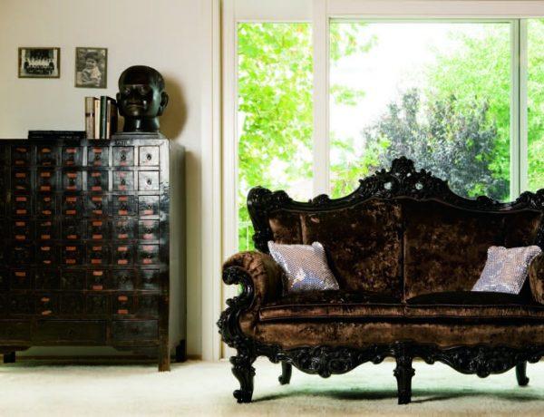 Luxury sofa 10 Luxury Sofas That Will Shine Next To Your Coffee Table creazioni 600x460
