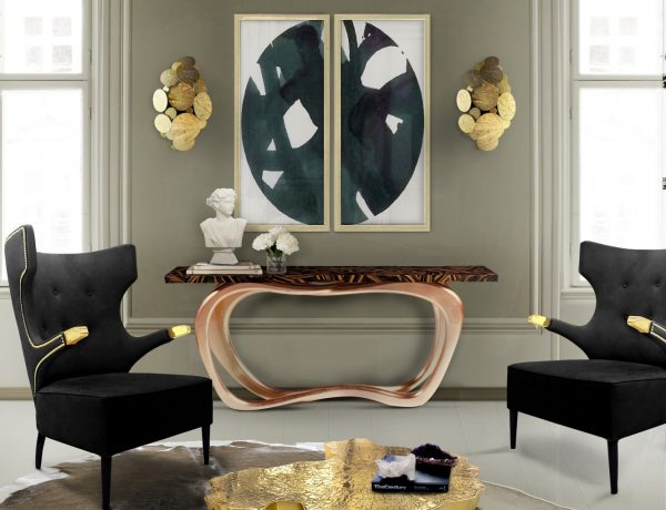 gold coffee table Gold Coffee Table Design Ideas you Will Covet eden center table boca do lobo 09 1 600x460