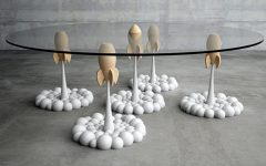 rocket coffee The nostalgia-inducing Rocket Coffee Table by Sterios Moussaris 000 2 240x150