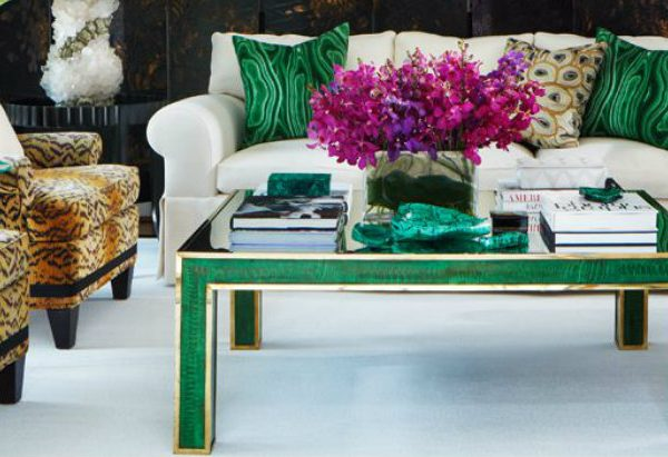 center tables Coco Chanel Inspired Center Tables at Anne Hepfer's Latest Project featured 600x411