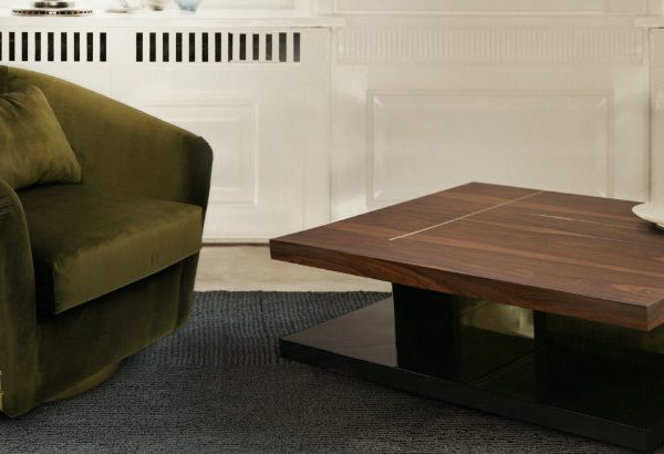 wood coffee tables 10 Wood Coffee Tables For a Modern Living Room feature 600x410