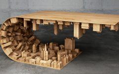 coffee table Wave City Coffee Table By Stelios Mousarris feature 8 240x150