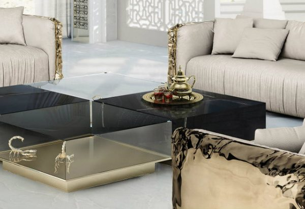 marble coffee tables Marble Coffee Tables For The Coolest Living Room featured 6 600x412
