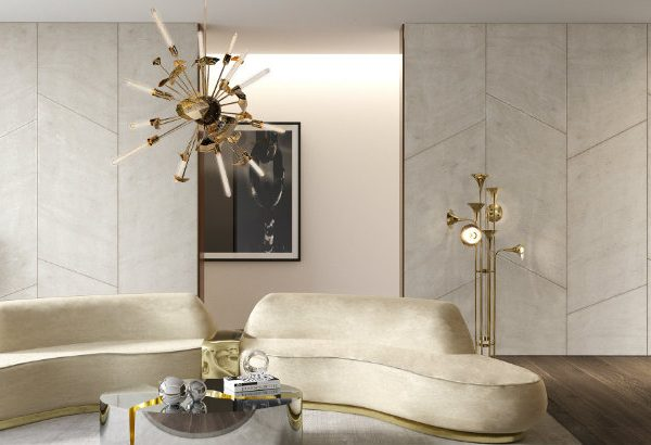 Living Room Design The Best Chandeliers For Your Contemporary Living Room Design ambience odette sofa 1 600x410