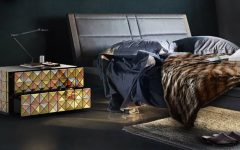 Bedroom Side Table Choose the Best Contemporary Bedroom Side Table To Inspire You 13 240x150