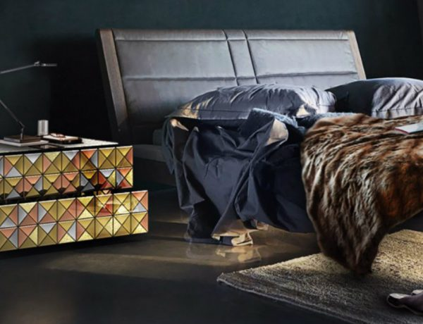 Bedroom Side Table Choose the Best Contemporary Bedroom Side Table To Inspire You 13 600x460