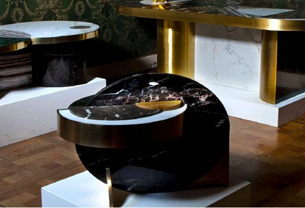 lara bohinc 2019 Design Trends – The New Coffee and Side Tables by Lara Bohinc featured 600x410