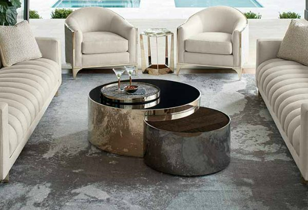 modern coffee tables Precious and Modern Coffee Tables by Artemest Precious and Modern Coffee Tables by Artemest feat 600x410