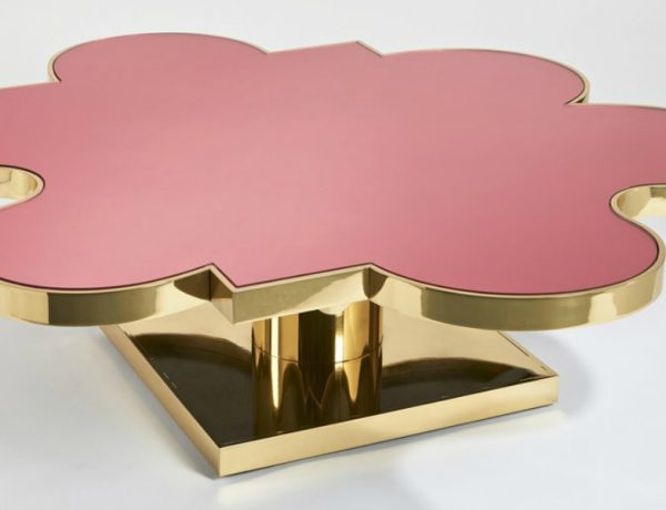 hubert le gall Hubert Le Gall's Flowery-Like Side Tables feature 600x460