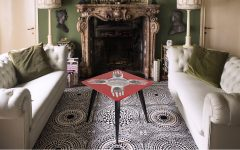 fornasetti Fornasetti's Whimsical Coffee and Side Tables Whimsical Coffee and Side Tables feature 240x150