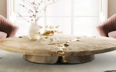 round coffee tables Get Impressed by 10 Round Coffee Tables for a Modern Living Room featurecst 240x150