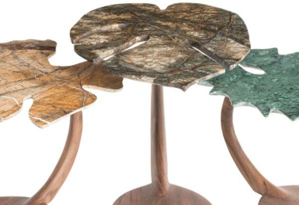 rossana orlandi Rossana Orlandi's Incredibly Artistic Side Tables Orlandis Incredibly Artistic Side Tables feature 600x411