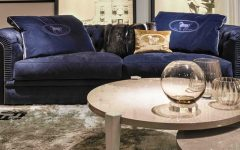 Modern Round Coffee Tables To Add To Your Contemporary Design FT