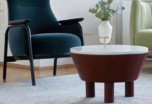 round coffee tables 10 Modern Round Coffee Tables For Your Imposing Living Room round coffee tables feature 600x411