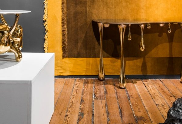 Art Inspired Coffee and Side Tables By Gallery ALL FT