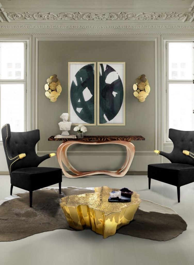 coffee and side tables Top 5 Gold Coffee and Side Tables For Your Luxury Living Room Top 5 Gold Coffee Tables For Your Luxury Living Room 4 752x1024