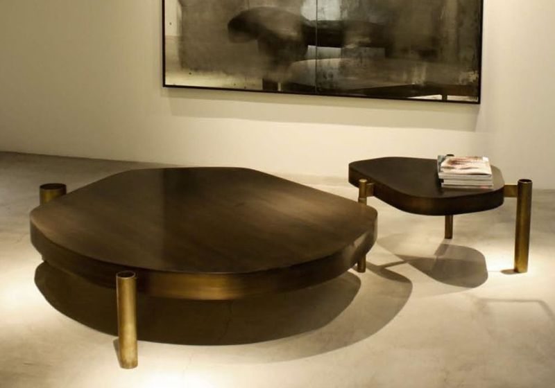 Unraveling Vincenzo De Cotiis' Modern Coffee Tables vincenzo de cotiis Unraveling Vincenzo De Cotiis' Modern Coffee Tables Unraveling VincenzoDeCotiis    ModernCoffeeTables 7