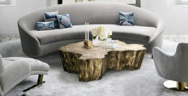 coffee and side tables Top 5 Gold Coffee and Side Tables For Your Luxury Living Room feature 370x190
