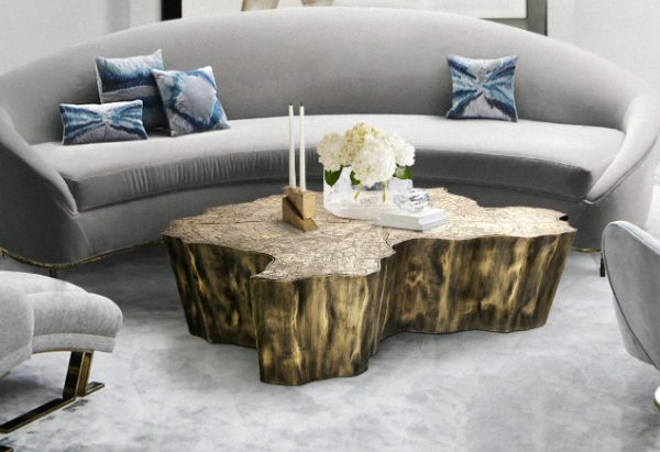 coffee and side tables Top 5 Gold Coffee and Side Tables For Your Luxury Living Room feature 600x411