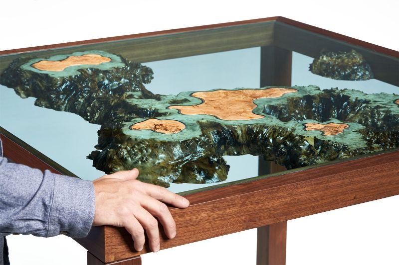 furniture design A Furniture Design That Resembles The Sea A Furniture That Resembles The Sea 6