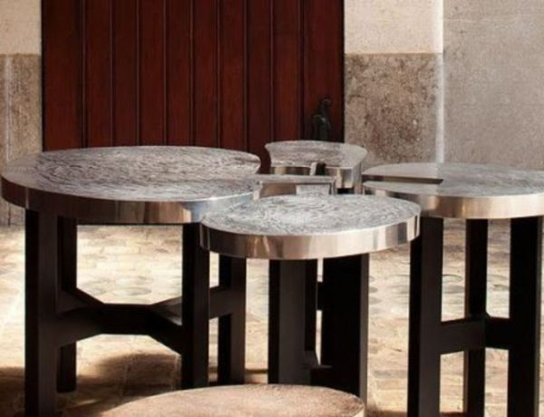 The Most Unique Coffee Tables by Ado Chale