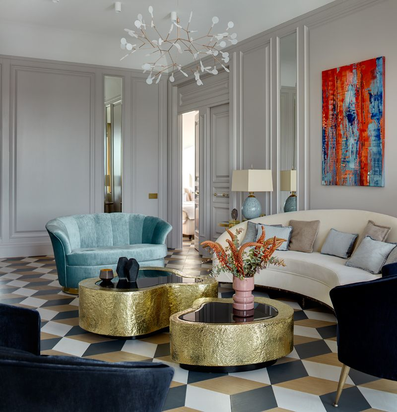 Furniture Design That Perfectly Complements Your Contemporary Living Room