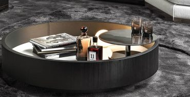 black center tables Get Amazed By These Five Modern Black Center Tables feat 370x190