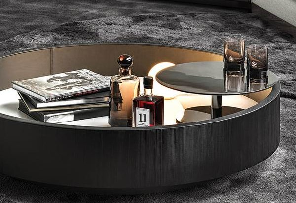 black center tables Get Amazed By These Five Modern Black Center Tables feat 600x411
