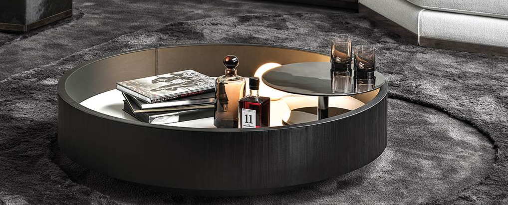 black center tables Get Amazed By These Five Modern Black Center Tables feat