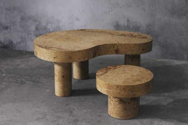 Modern Coffee and Side Tables From Anna Karlin anna karlin Modern Coffee and Side Tables From Anna Karlin 2 8