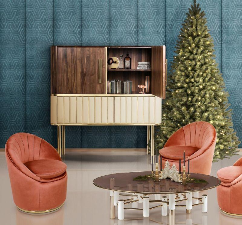 holiday season décor Unique Center Tables For Your Holiday Season Décor 9 6