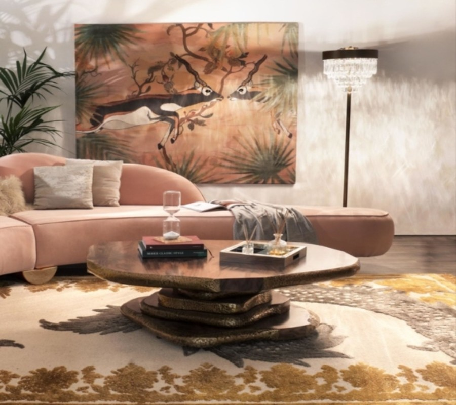 Round Coffee Table Inspirations For An Original Home Decor round coffee table Round Coffee Table Inspirations For An Original Home Decor Sem t  tulo 8