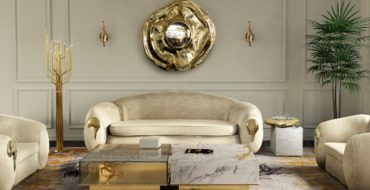 Coffee Table Design for a classic living room decor