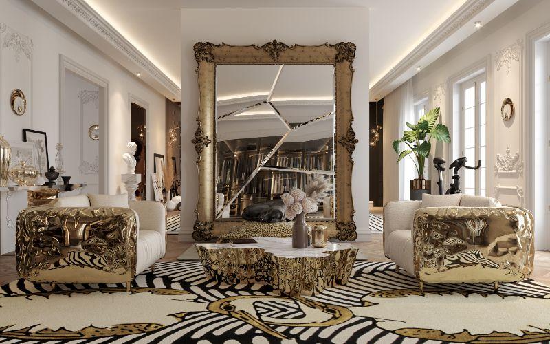 Boca do Lobo´s New Paris House Living Room Design living room design Boca do Lobo´s New Paris House Living Room Design 27