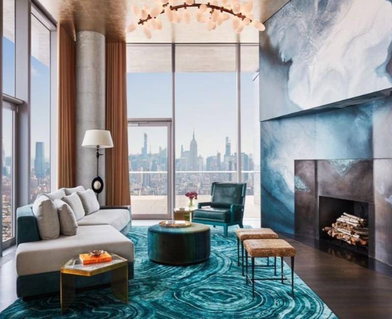 10 Colourful Living Room Decor Ideas