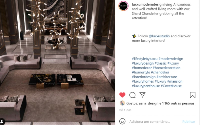 Living Room Inspirations From Instagram – Part 2