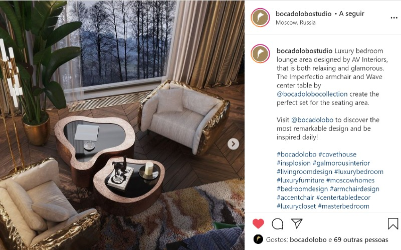 Living Room Inspirations From Instagram - Part 1 living room inspiration Living Room Inspirations From Instagram – Part 1 Sem t  tulo 4 1