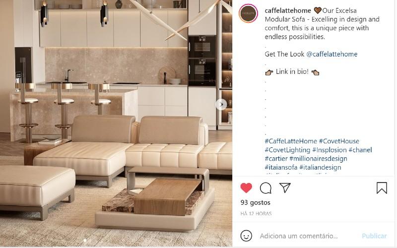 living room inspiration Living Room Inspirations From Instagram – Part 2 Sem t  tulo 4 4