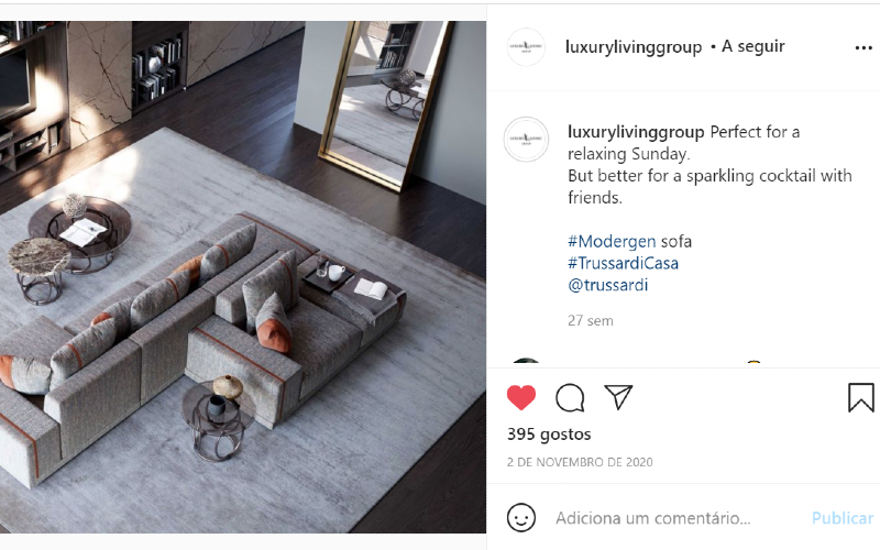 Living Room Inspirations From Instagram - Part 1 living room inspiration Living Room Inspirations From Instagram – Part 1 Sem t  tulo 4