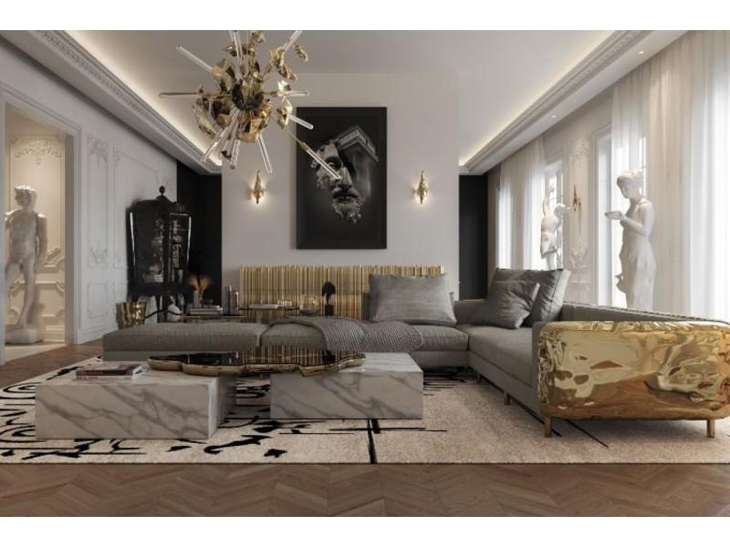 living room design Boca do Lobo´s New Paris House Living Room Design Sem t  tulo 46